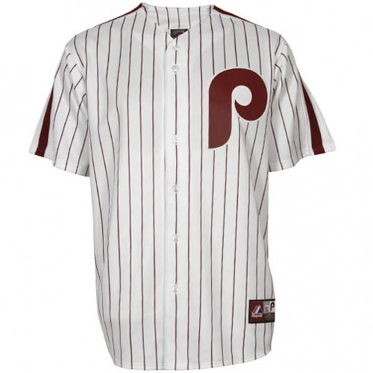 Philadelphia Phillies throwback jersey