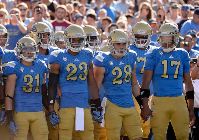 UCLA Bruins prepare for game in front of home crowd