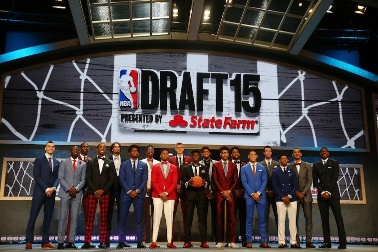 The top prospects at the 2015 NBA Draft