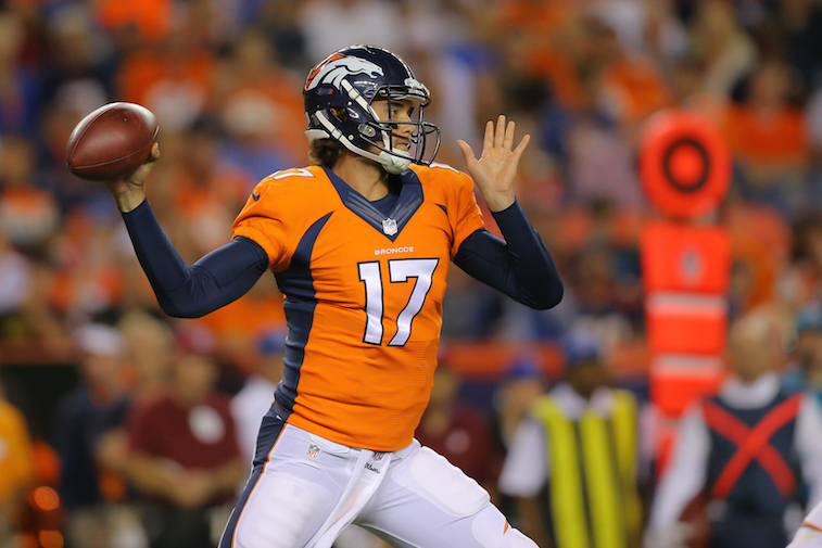 Is Brock Osweiler Worth a Lucrative Contract?