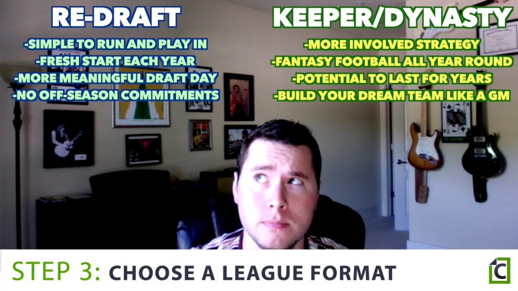 Fantasy Football Cheat Sheet Step 3