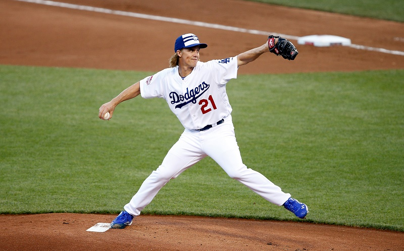 Joe Robbins Getty Greinke