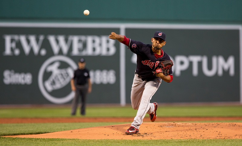 Cleveland Indians v Boston Red Sox