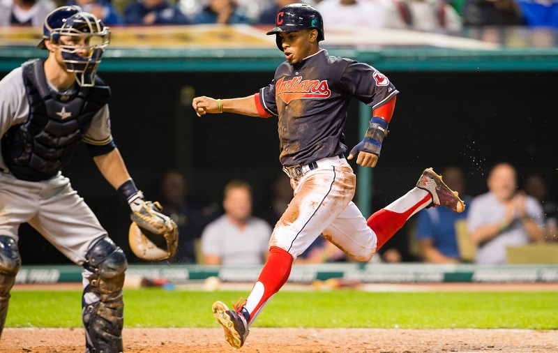 Milwaukee Brewers v Cleveland Indians