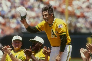 MLB History: The Rollie Fingers Handlebar Mustache Is Born