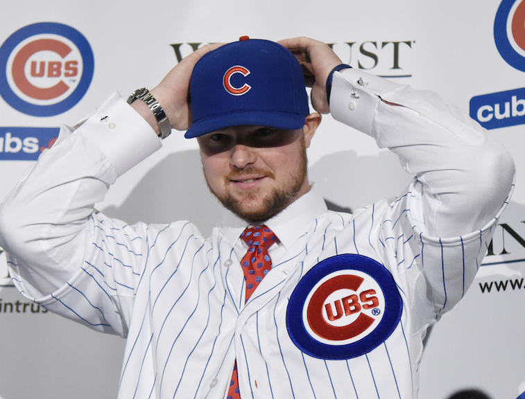 Jon Lester's 5 Best Playoff Performances