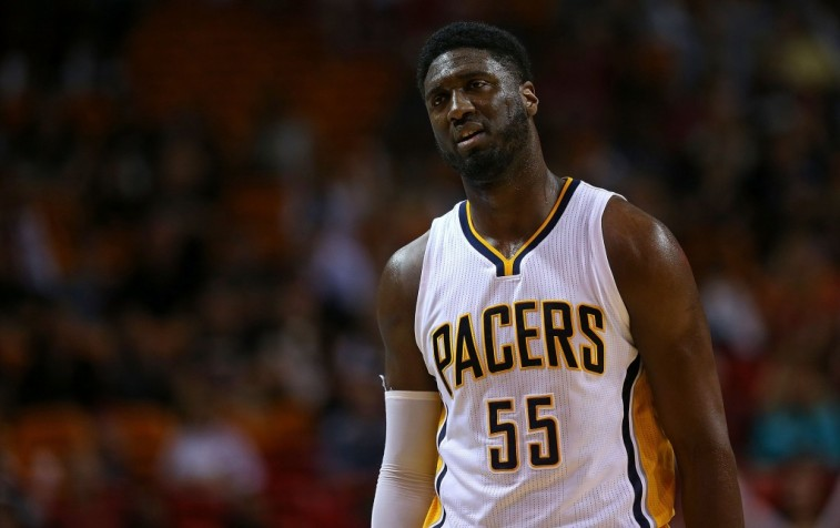 Roy Hibbert was never really an All-Star caliber player | Mike Ehrmann/Getty Images
