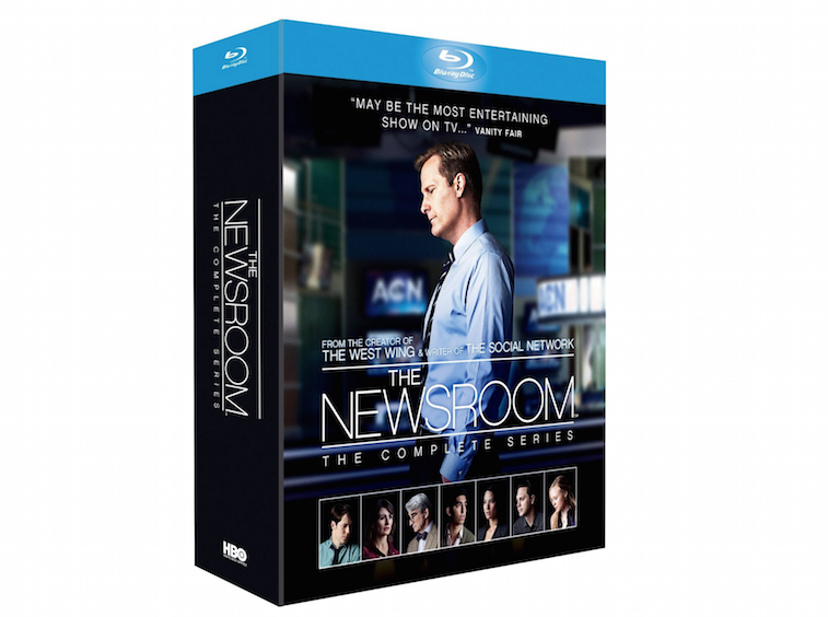 The Newsroom Seasons 1-3