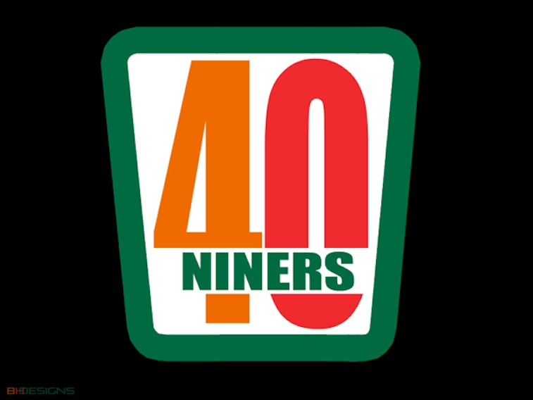 San Francisco 49ers corporate logo