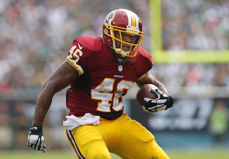 Alfred Morris could be on the move again | Rich Schultz/Getty Images