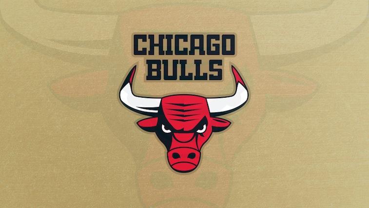 Chicago Bulls logo redesign