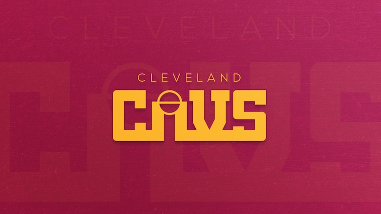 Cleveland Cavaliers logo redesign