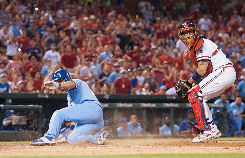 Kansas City Royals v St. Louis Cardinals