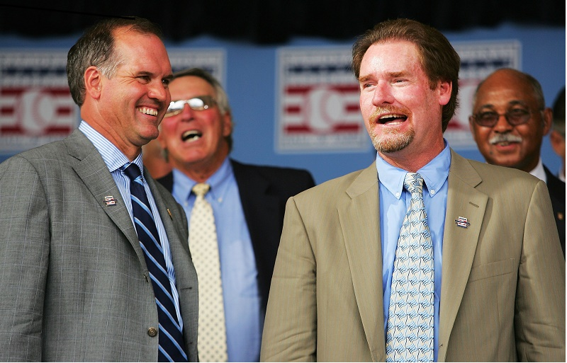 Baseball Hall of Fame Induction Ceremonies