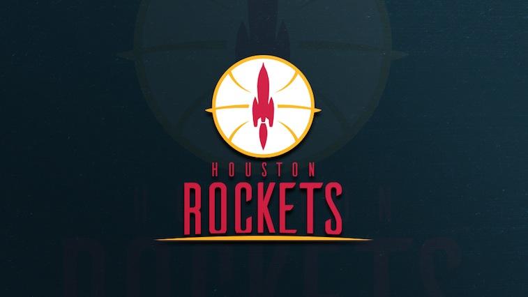 Houston Rockets logo redesign
