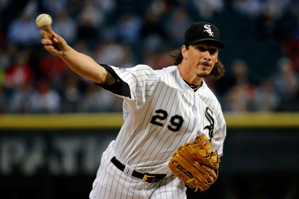 Jeff Samardzija, Chicago White Sox