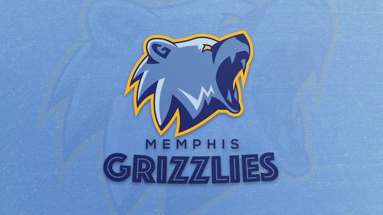 Memphis Grizzlies logo redesign
