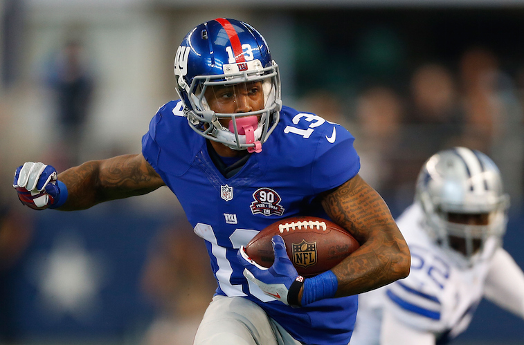 Is Odell Beckham Jr Worth A Massive Contract Extension