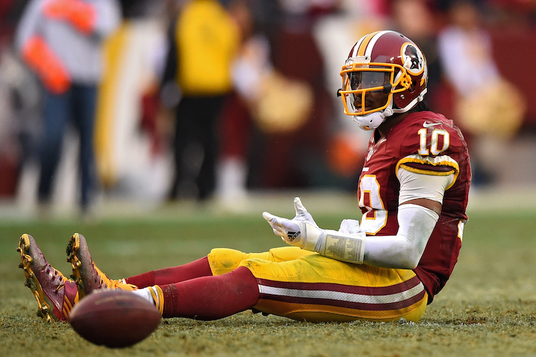 NFL: Would Signing RGIII Be a Big Deal for the Browns?