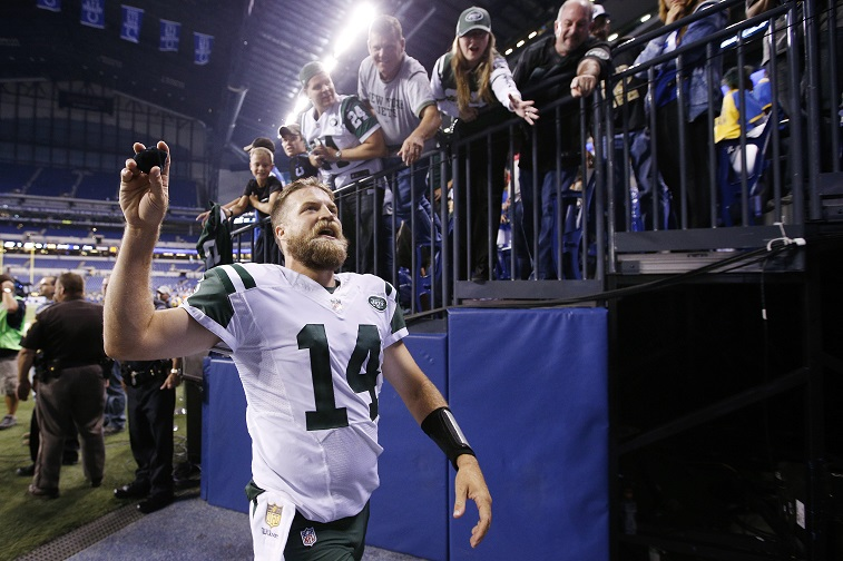 super popular 760e5 5f5fd NFL: Why the Jets Should Bring Back Ryan Fitzpatrick