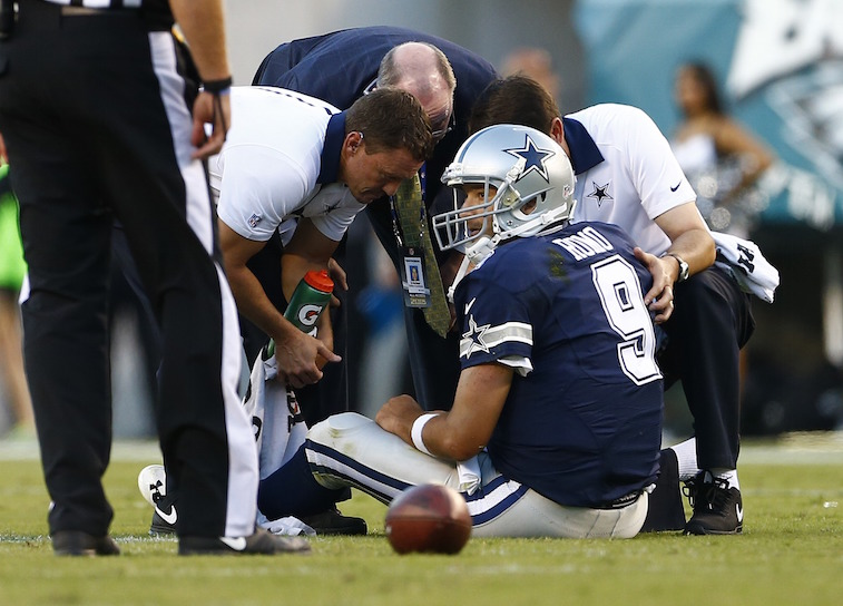 Dak Prescott vs. Tony Romo: Who Should Start for the Dallas Cowboys?