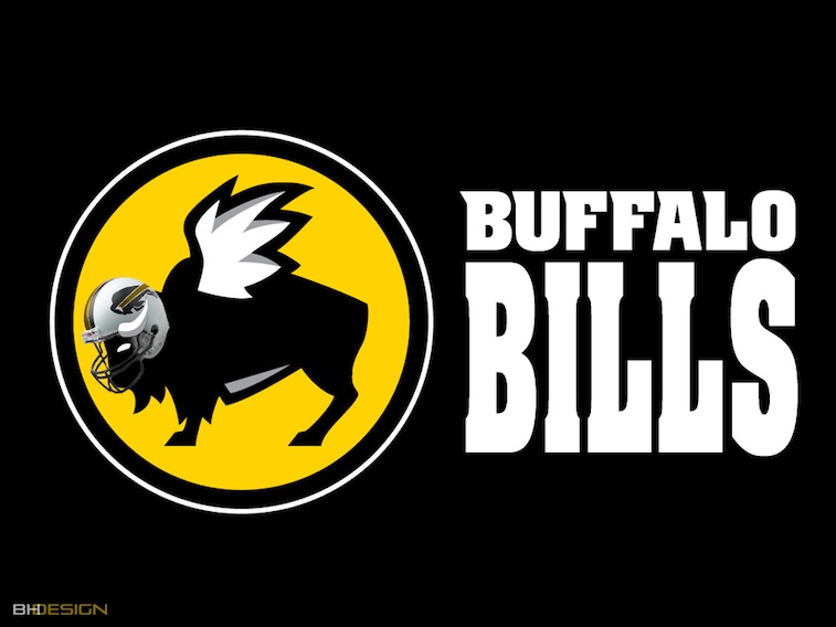 Buffalo Bills corporate logo