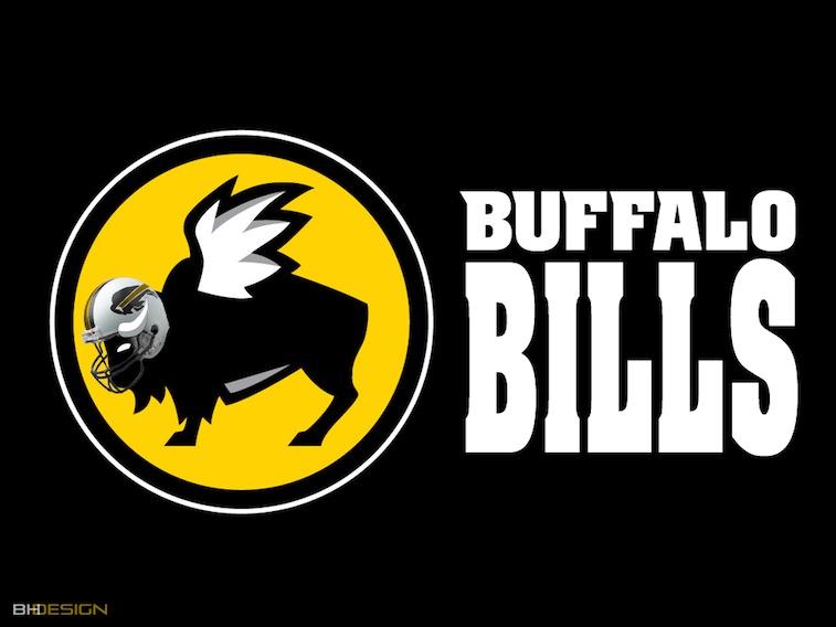 Buffalo Bills corporate logo
