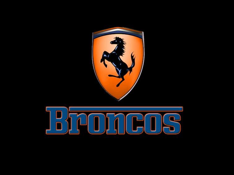 Denver Broncos corporate logo