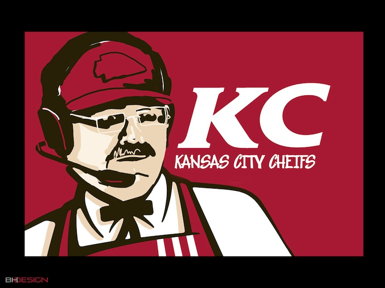 Kansas City Chiefs corporate logo