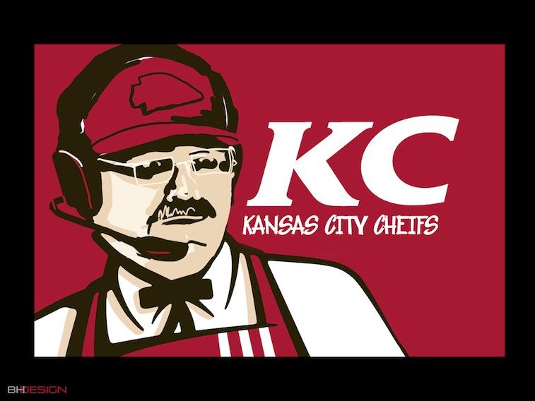 Kansas City Chiefs corporate logo