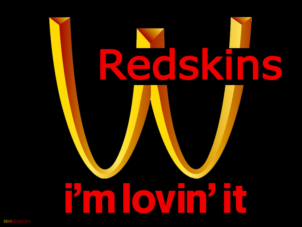 Washington Redskins corporate logo