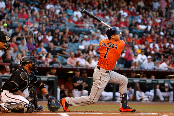 MLB: Can Astros' Carlos Correra Win AL MVP in 2016?