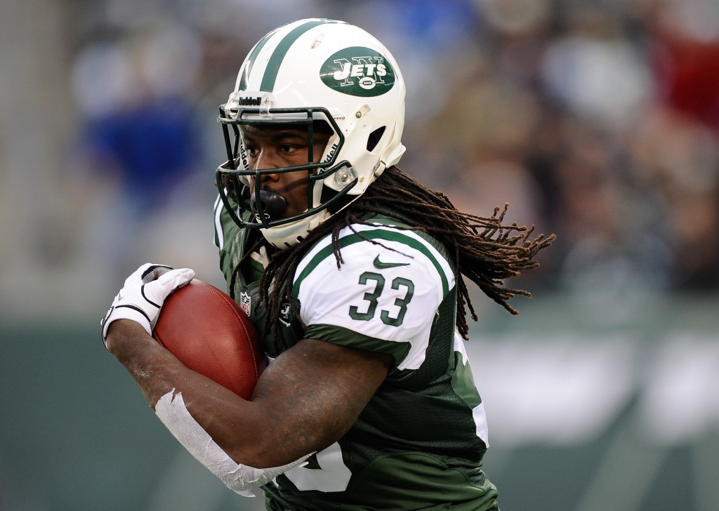 New York Jets Re-Sign Chris Ivory