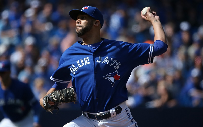 David Price pitches against the Rays