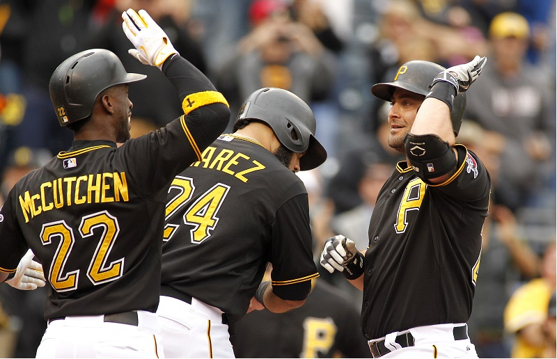 St Louis Cardinals v Pittsburgh Pirates - Game One