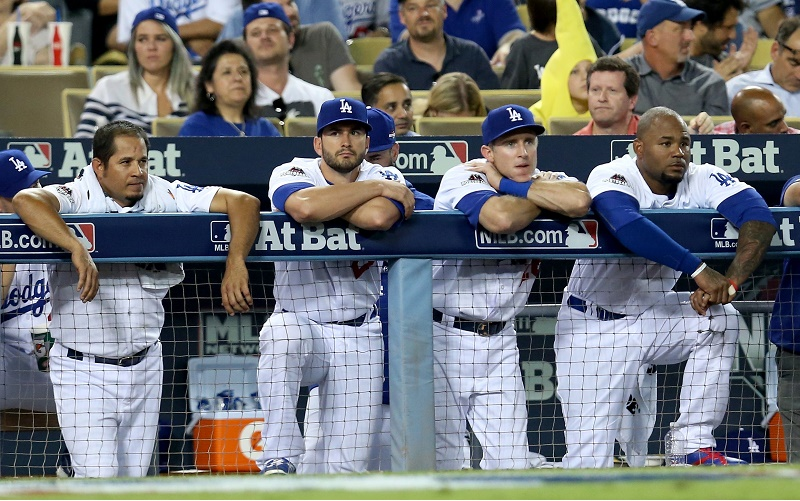 Dodgers Stephen Dunn/Getty Images