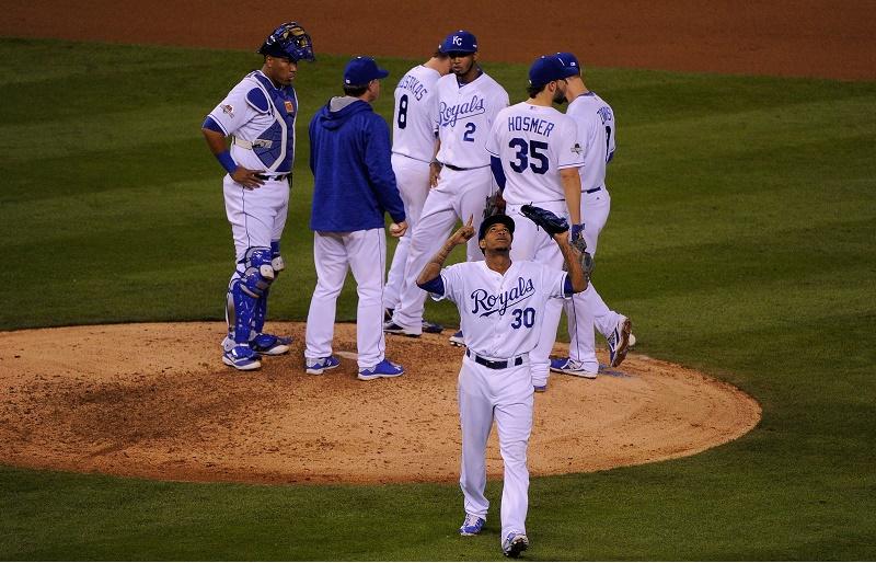Royals Ed Zurga/Getty Images