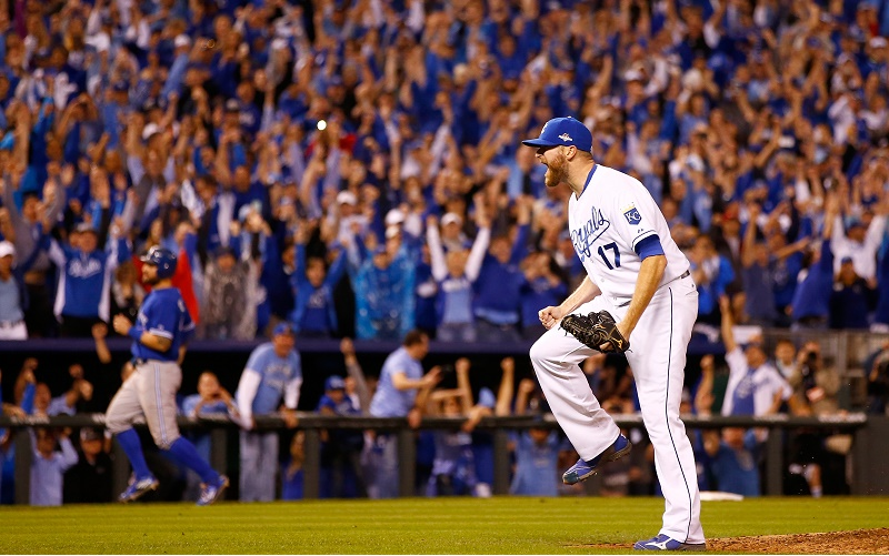 Wade DAvis Royals/Jamie Squire/Getty Images