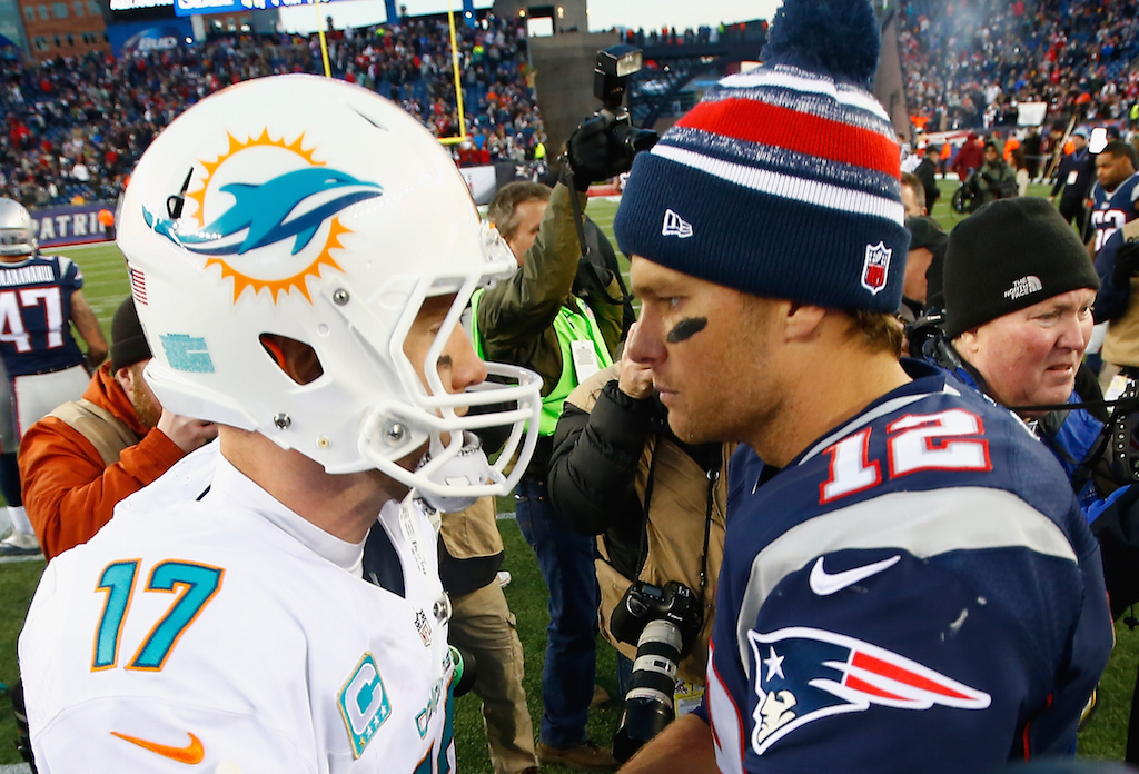 806a4572a Miami Dolphins vs. New England Patriots: 3 Matchups to Watch
