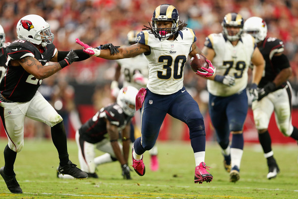 2016 Fantasy Football Projections: Todd Gurley