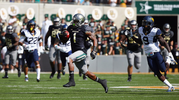 NFL Draft: Ranking the Top 5 Wide Receivers