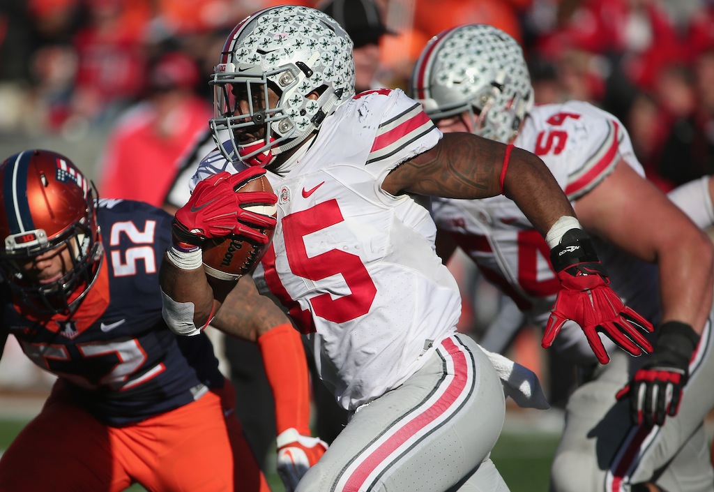 NFL: Could the Cowboys Draft Ezekiel Elliot?