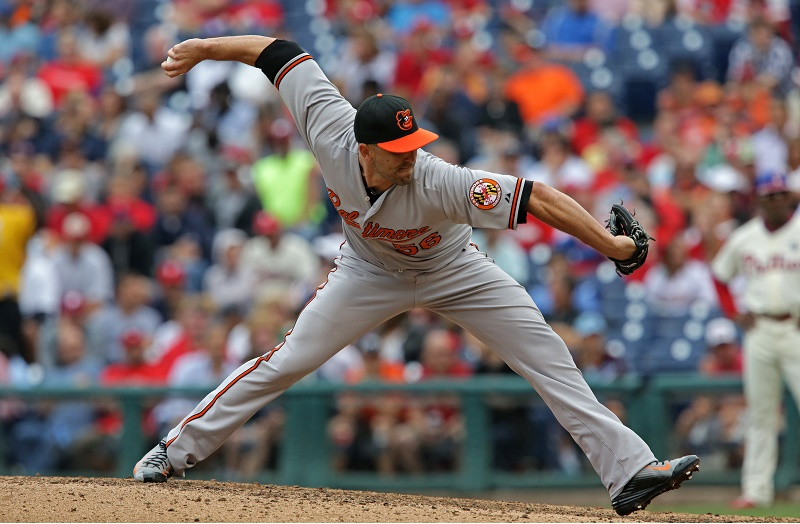 darren o'day Mitchell Layton Getty Images
