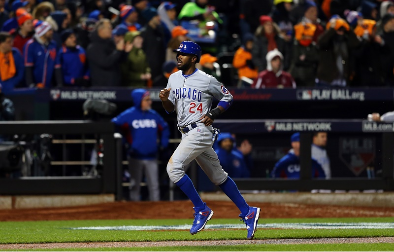 Dexter Fowler by Elsa/Getty Images