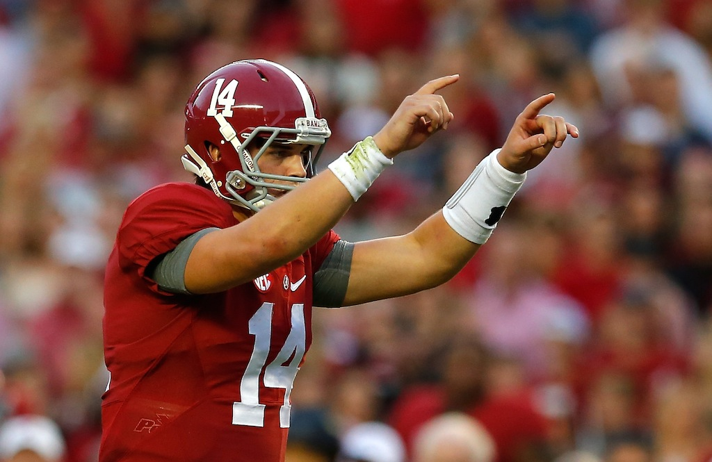 Jake Coker dissects the defense