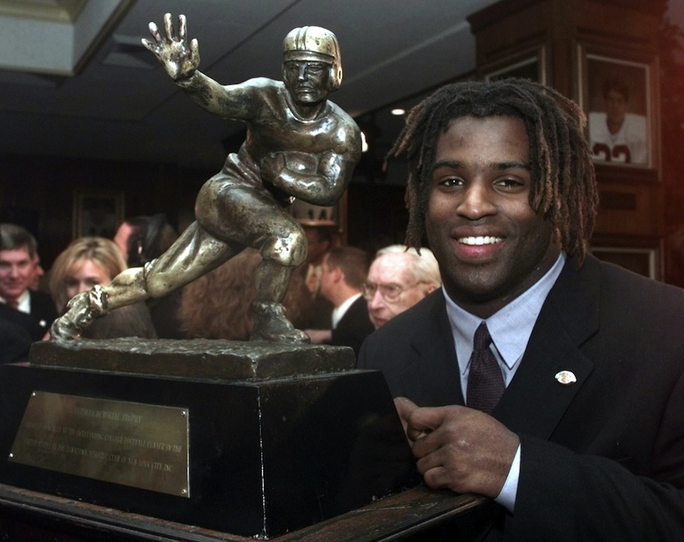 College Football: The 5 Rushing TD Leaders of All-Time