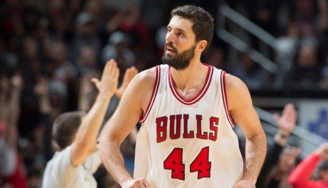 Nikola Mirotic, Chicago Bulls