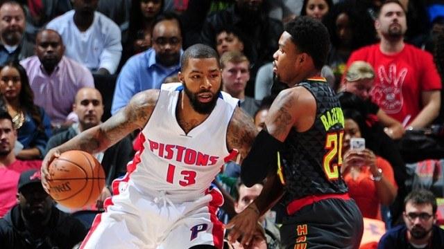 Marcus Morris, Detroit Pistons