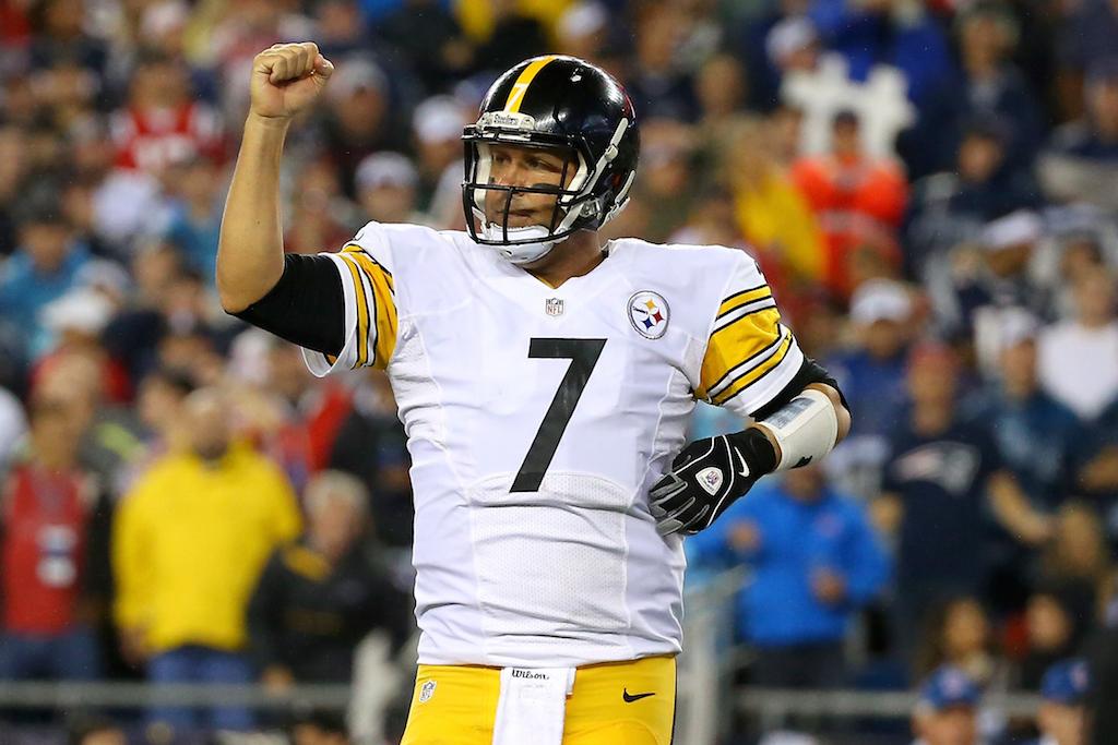 Ben Roesthlisberger, Pittsburgh Steelers