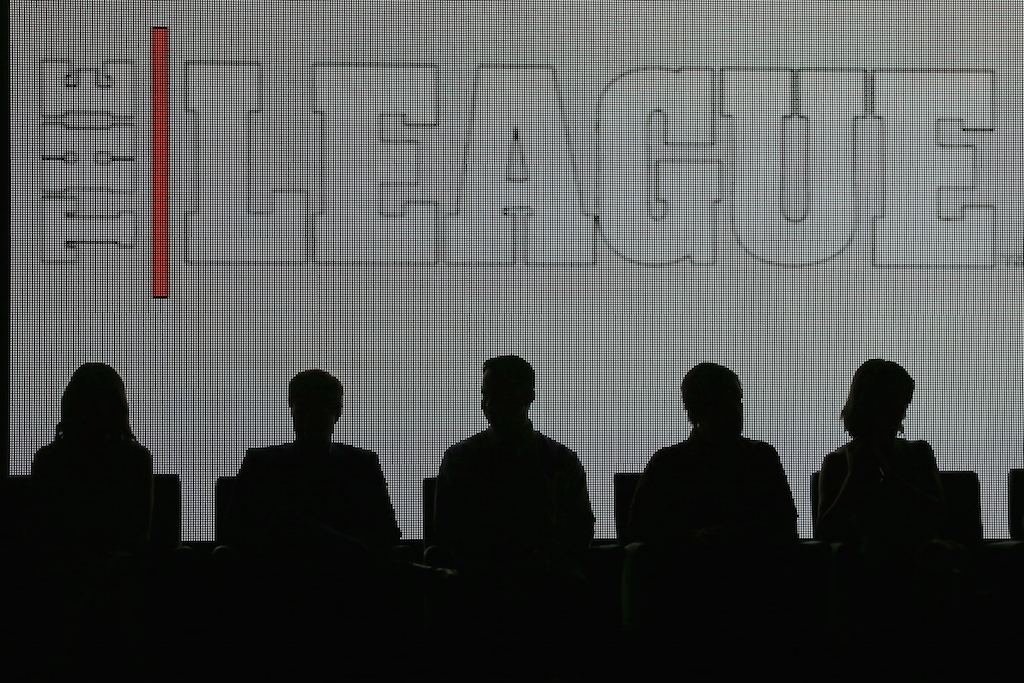 The League -- Frederick M. Brown/Getty Images
